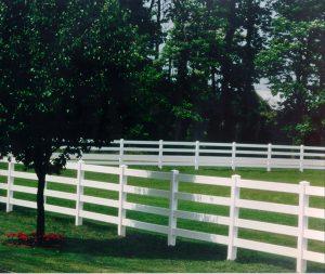 Vinyl Fence 2
