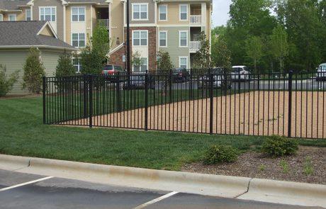 Aluminum Fence 11