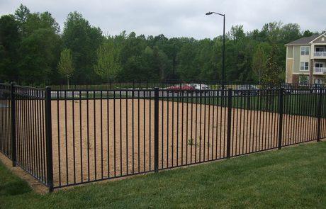 Aluminum Fence 15