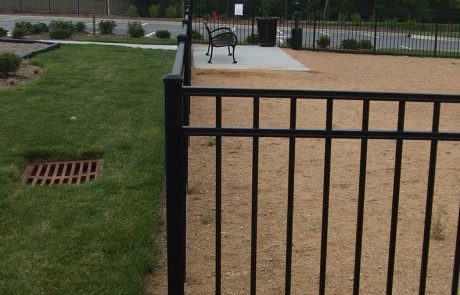 Aluminum Fence 16