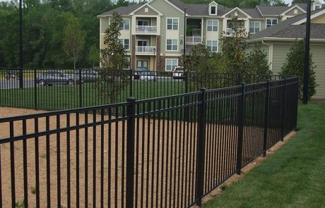 Aluminum Fence 17