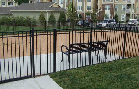 Aluminum Fence 18