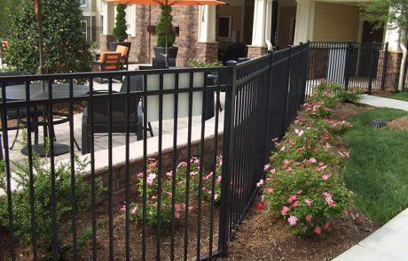 Aluminum Fence 2