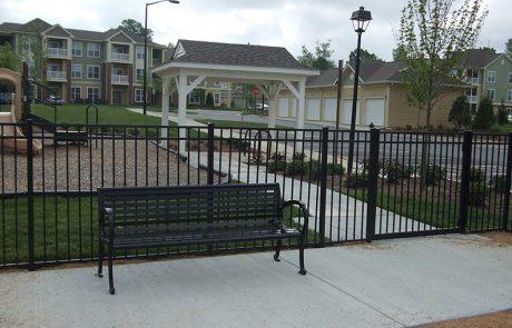 Aluminum Fence 20