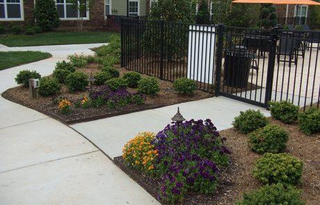 Aluminum Fence 8