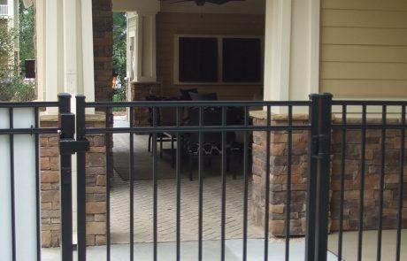 Aluminum Fence 9