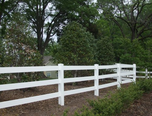 Keep Your Fence in Great Shape With Landscaping