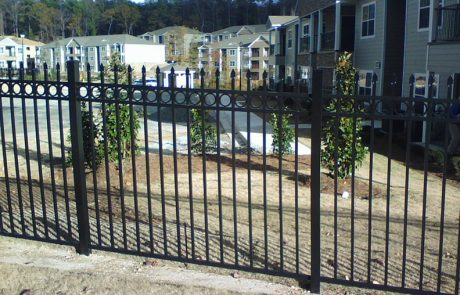 Aluminum Fence 21