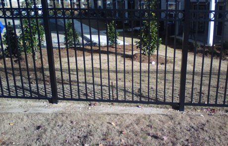 Aluminum Fence 22