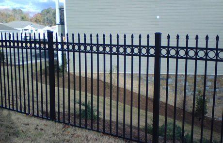 Aluminum Fence 24