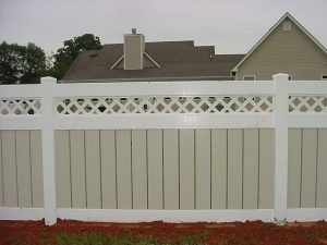 Vinyl Fence 11
