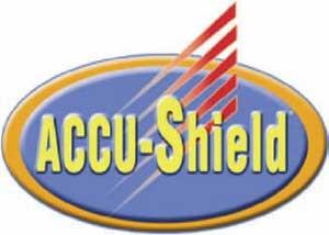 Accu-Shield logo
