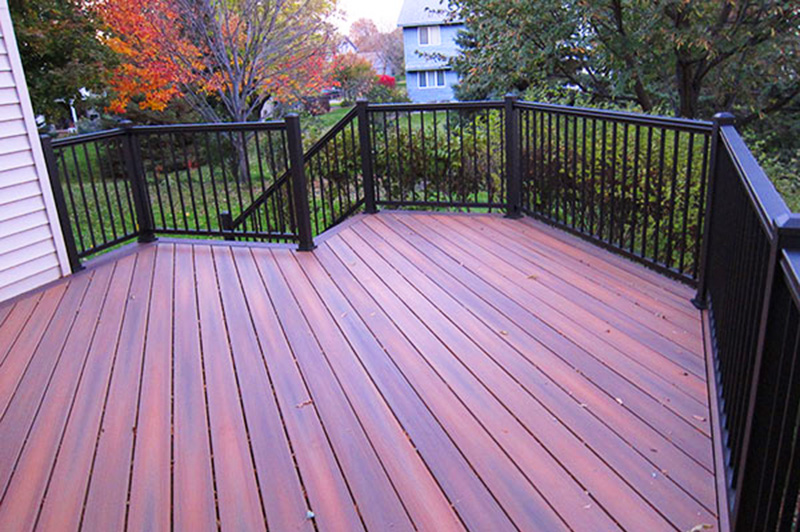 Deck Railings Aluminum Picket Railing Systems Greenville Sc